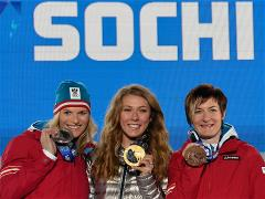 Sochi 2014 Day 16 - Medals Ceremony