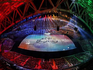 Sochi 2014 - Closing Ceremony