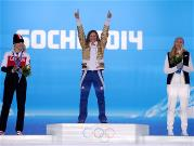 Sochi 2014 Day 10 - Medal Ceremony