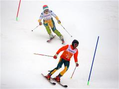 Sochi 2014 Paralympic Games - Alpine Skiing Women's Super G Day 5