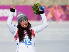 Sochi 2014 Day 7 - Cross-Country Ladies' 10km Classic
