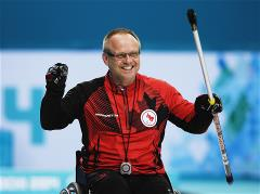 Sochi 2014 Paralympic Games - Wheelchair Curling Day 9