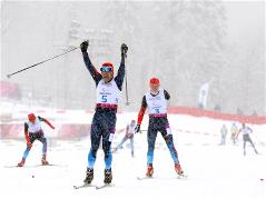 Sochi 2014 Paralympic Games - Cross Country Men's 1km Sprint Free Day 6