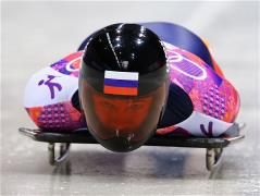 Sochi 2014 Day 8 - Skeleton Men's Heats