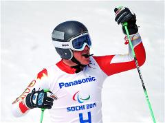 Sochi 2014 Paralympic Games - Alpine Skiing Men's Giant Slalom Day 9