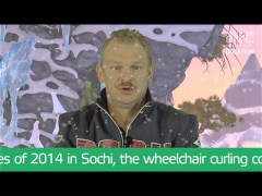 The Sochi 2014 Paralympic Winter Games: Wheelchair Curling